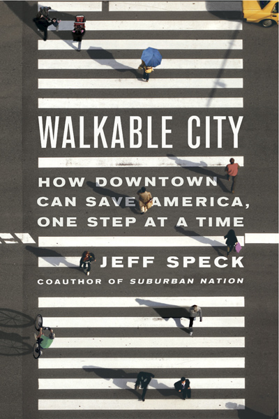 """Cover of Speck's """"Walkable City"""""""