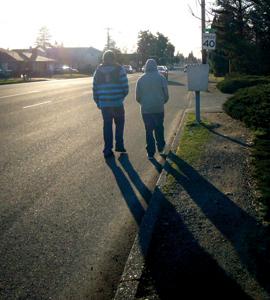 Image: April Bertelson, Portland Pedestrian Coordinator