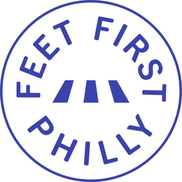 Feet First Philly Logo