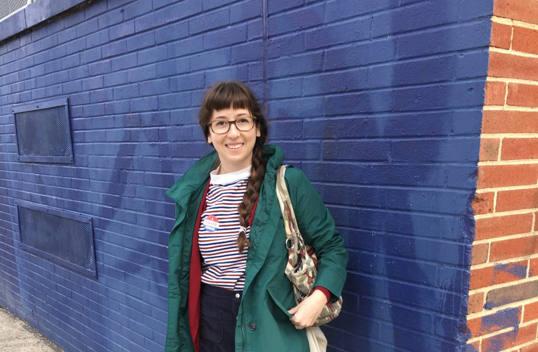 Pedestrians of Philadelphia Natalie Short